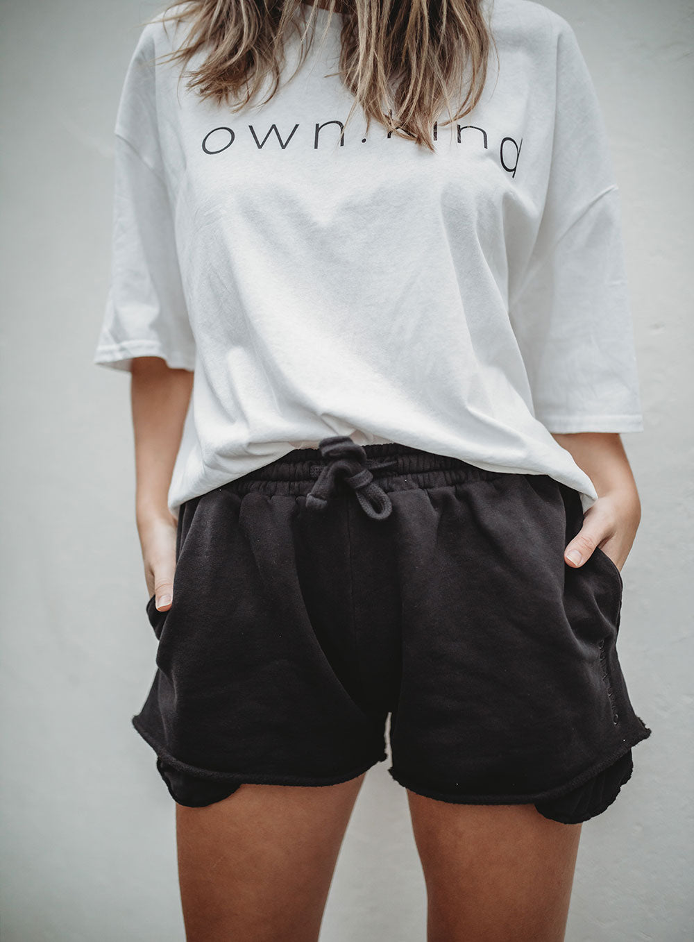 Roslyn Short-Black