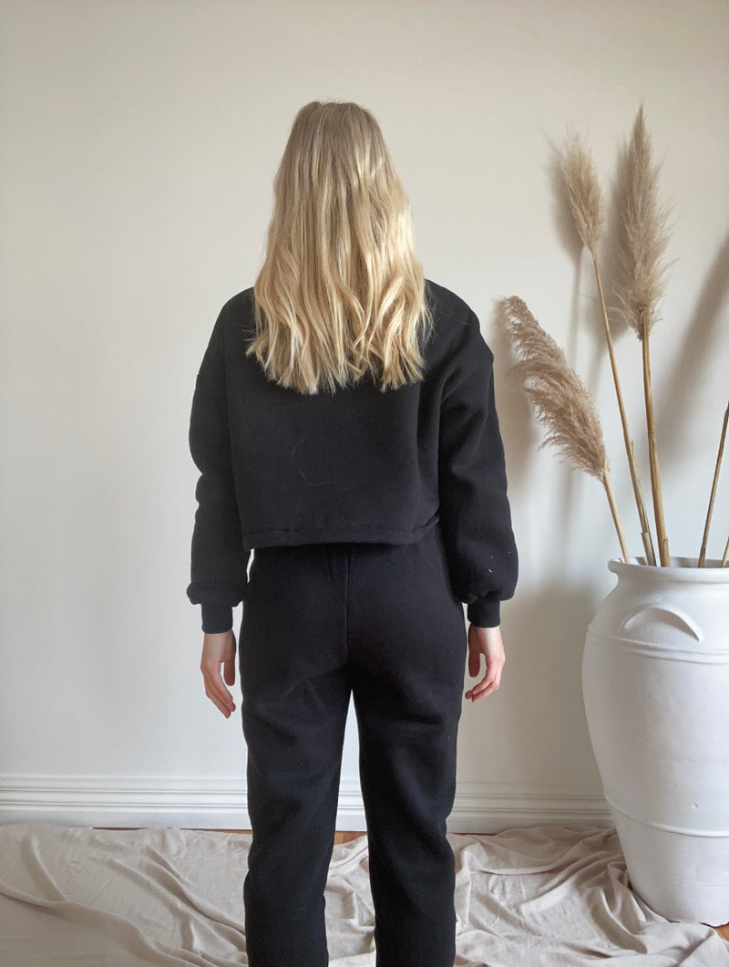 Relax Trackset Top-Black