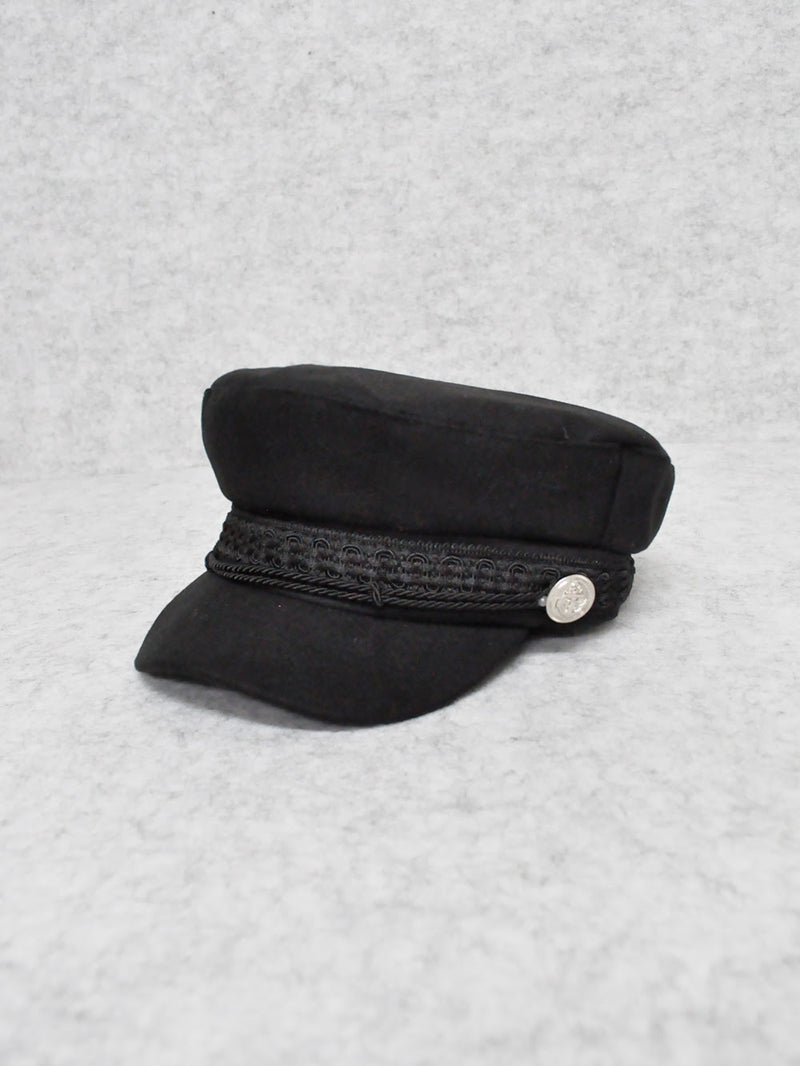 Kirby Cap-Black - Own Kind Australia