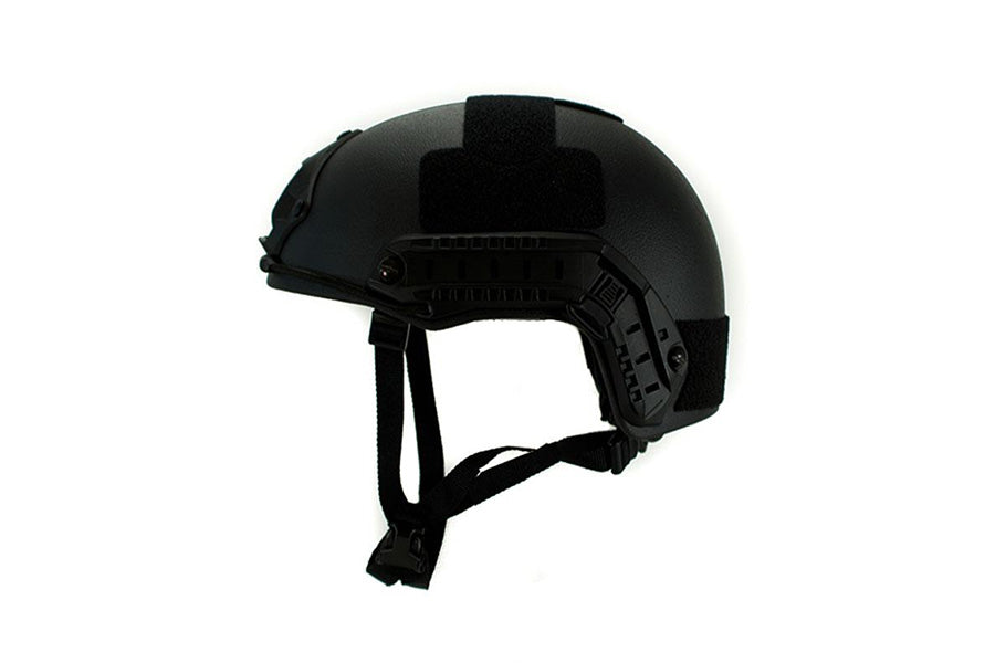 High Cut ACH Ballistic Helmet - Black