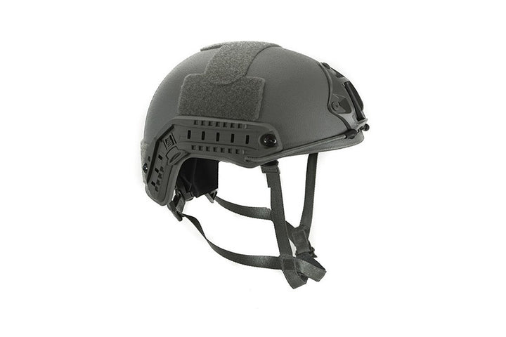 High Cut ACH Ballistic Helmet - Urban Grey