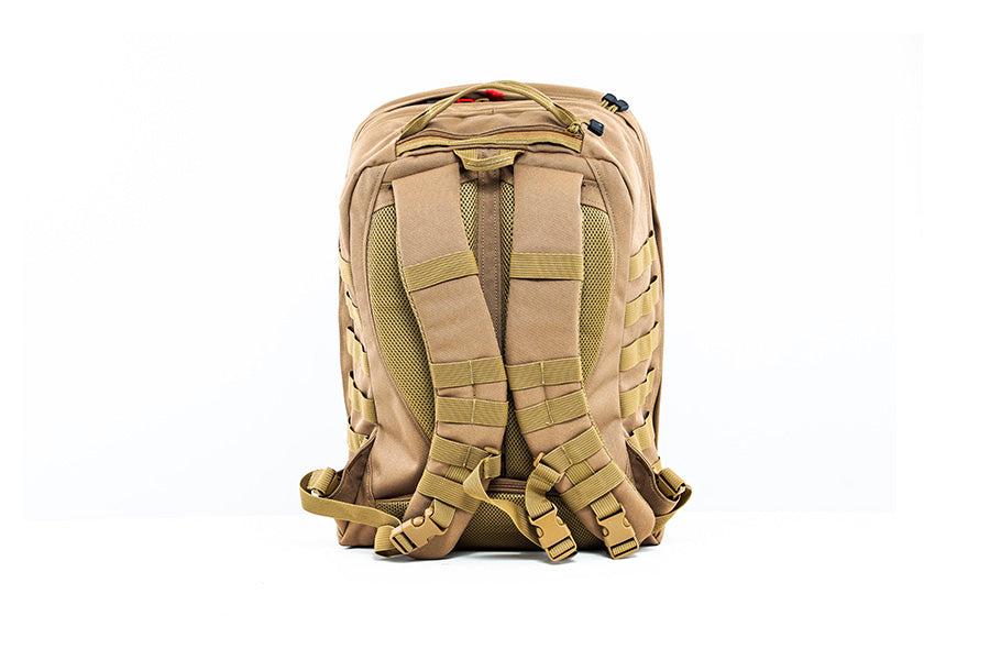 Leatherback Tactical One Bulletproof Backpack