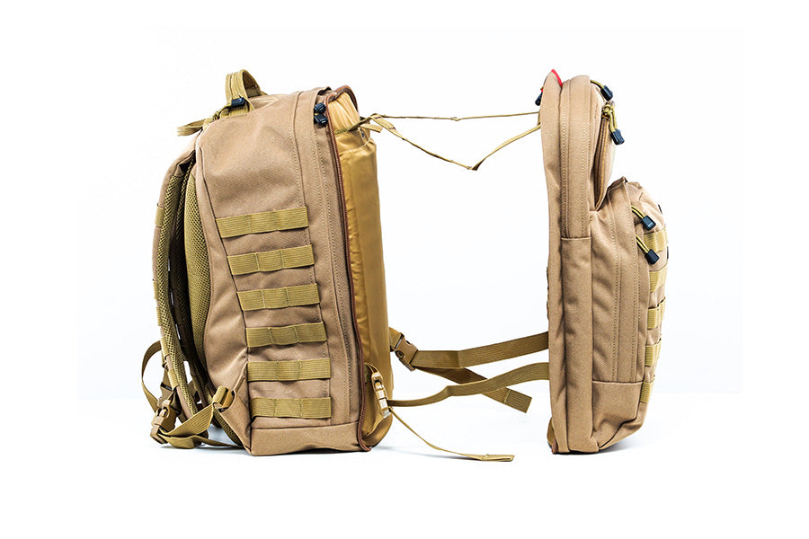 2d00e95fd3d7 Leatherback Tactical One Bulletproof Backpack. Product image 1 Leatherback  ...