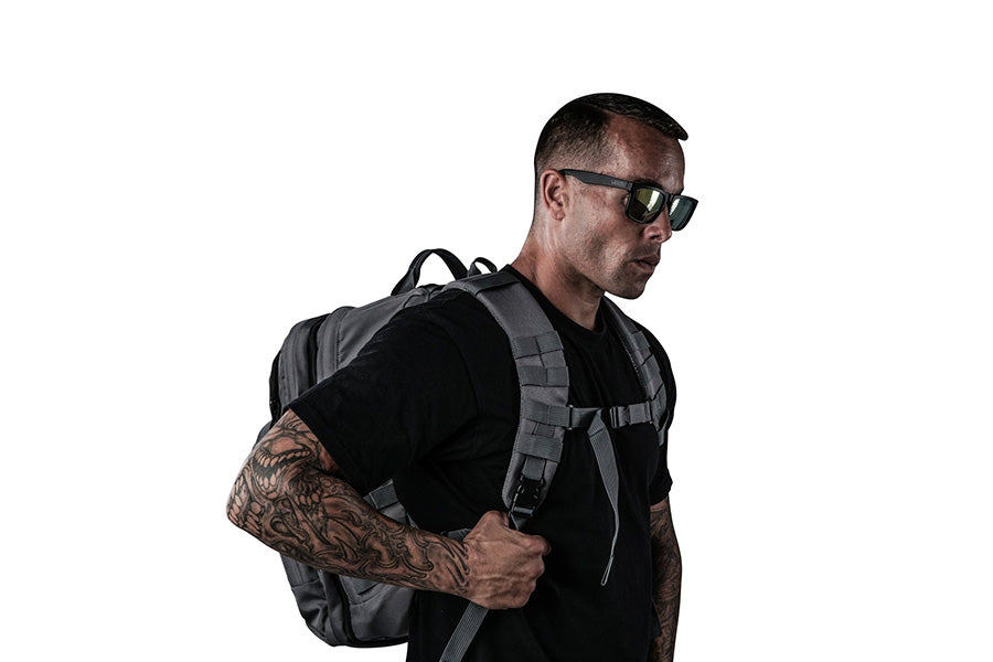 39d14a9f3b47 Leatherback Tactical One Bulletproof Backpack