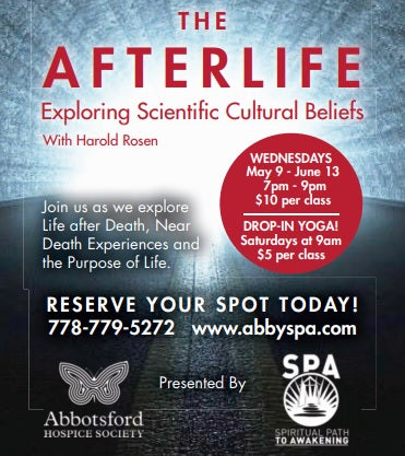 The Afterlife: A Multi-cultural Perspective on Death