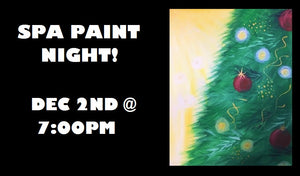 Dec 2017 Paint Night