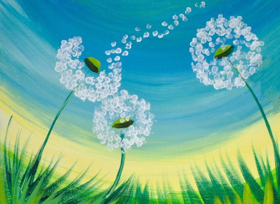 Paint Night: Dreaming of Summer
