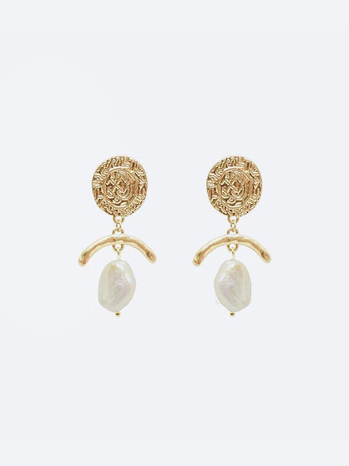 Yeltuor - BLING BAR - Accessories & Shoes - BLING BAR DOLCE PEARL EARRINGS -  -