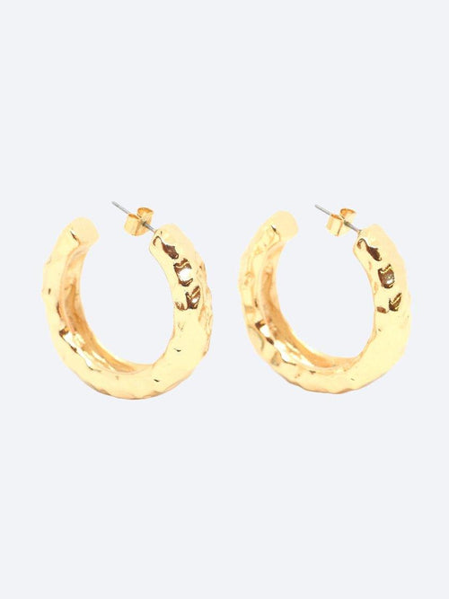 Yeltuor - BLING BAR - Accessories & Shoes - BLING BAR ANGELINA HOOPS -  -