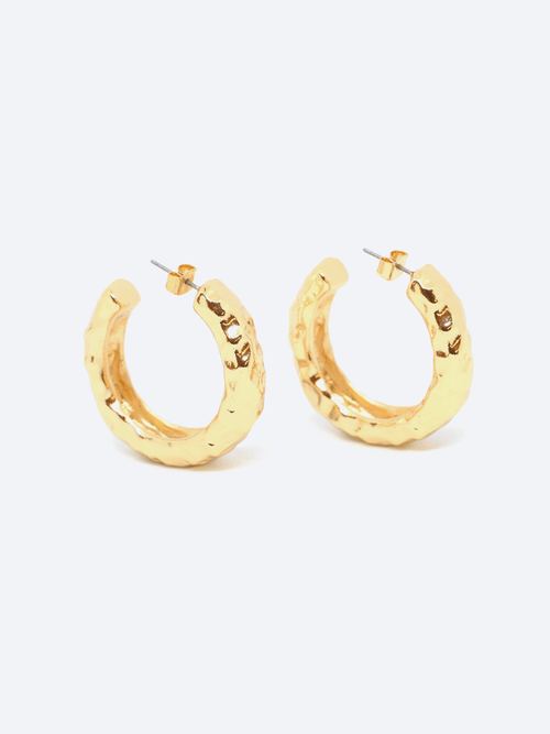 Yeltuor - BLING BAR - JEWELLERY - BLING BAR ANGELINA HOOPS -  -