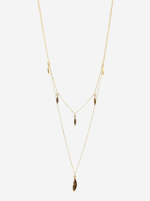Yeltuor - BLING BAR - JEWELLERY - BLING BAR SANTORINI LAYERED NECKLACE -  -