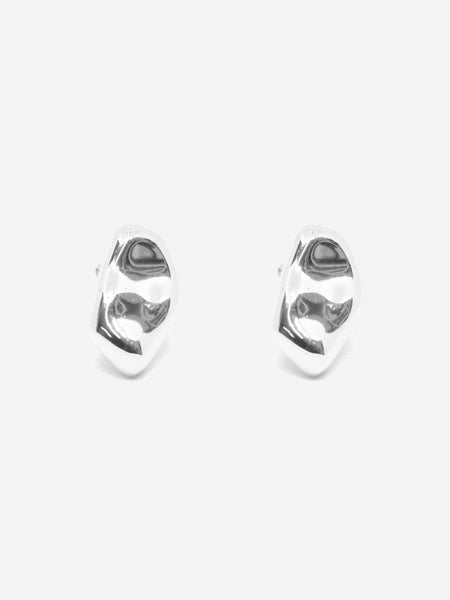 Yeltuor - BLING BAR - ACCESSORIES - BLING BAR LIBERTA EARRINGS - SILVER -  ALL