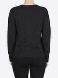 Yeltuor - BRIDGE AND LORD - Knitwear - BRIDGE AND LORD MERINO/CASHMERE FASHION V NECK PULLOVER -  -
