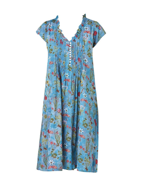 Yeltuor - CAKE/HB STUDIOS - Dresses - DARLING DRESS - BOTANICAL -  S