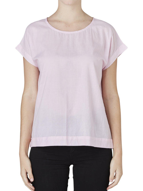Yeltuor - CAKE/HB STUDIOS - Tops - CAKE VICKY ROUND NECK TOP -  -