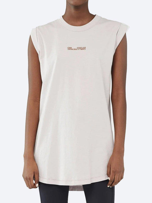 Yeltuor - CAMILLA AND MARC - Tops - C&M ALISO LOGO LONG TANK -  -