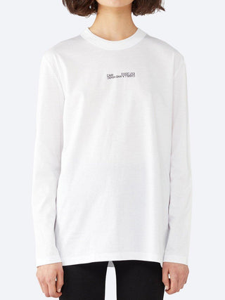 Yeltuor - CAMILLA AND MARC - Tops - CAMILLA AND MARC C&M ALTHEA LONGSLEEVE TEE - WHITE -  6