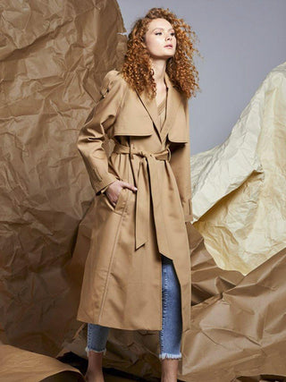 Yeltuor - CAMILLA AND MARC - Jackets & Coats - C&M CAMILLA AND MARC BOBBIE TRENCH COAT -  -
