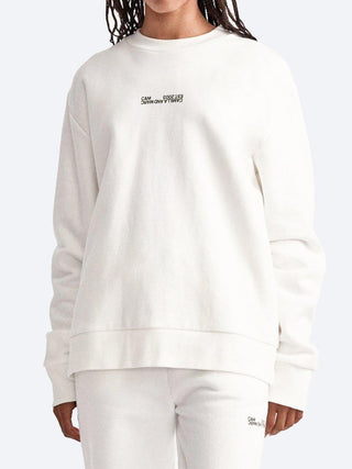 Yeltuor - CAMILLA AND MARC - Tops - C&M BY CAMILLA AND MARC DENVER CREW - WHITE -  6