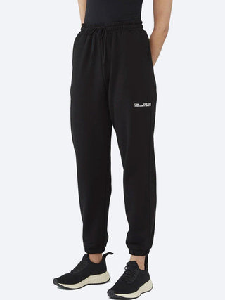 Yeltuor - CAMILLA AND MARC - Pants - CAMILLA AND MARC C&M DENVER TRACK PANTS - Black -  8