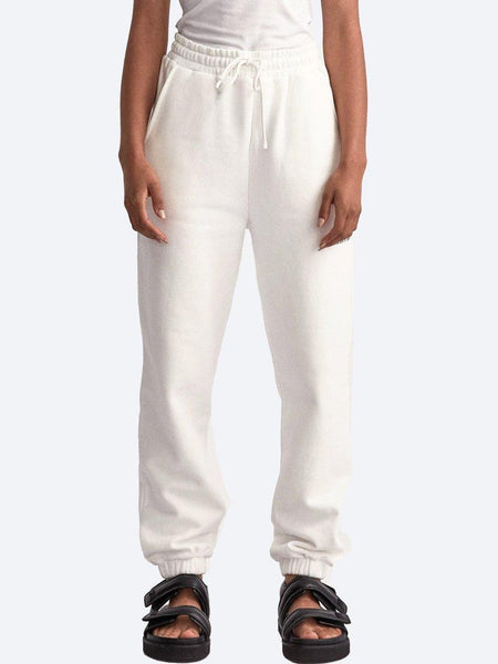 Yeltuor - CAMILLA AND MARC - Pants - CAMILLA AND MARC C&M DENVER TRACK PANTS - WHITE -  6