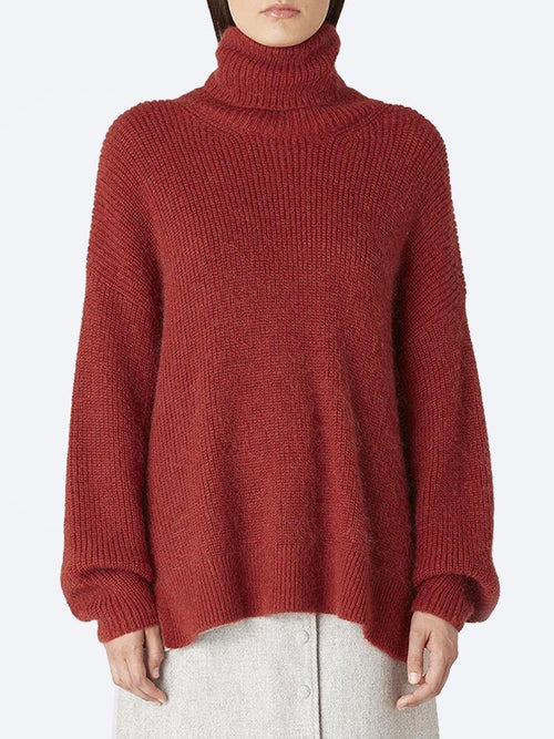 Yeltuor - CAMILLA AND MARC - Knitwear - C&M by CAMILLA AND MARC HALLEY TURTLENECK -  -