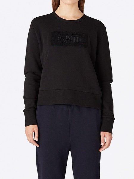 Yeltuor - CAMILLA AND MARC - JUMPERS - C&M by CAMILLA AND MARC OWENS CREW - BLACK -  6