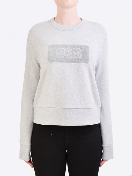 Yeltuor - CAMILLA AND MARC - JUMPERS - C&M by CAMILLA AND MARC OWENS CREW - GREY MARLE -  6