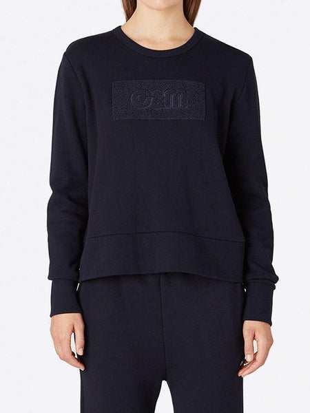 C&M BY CAMILLA AND MARC MARVIN CROPPED HOODIE