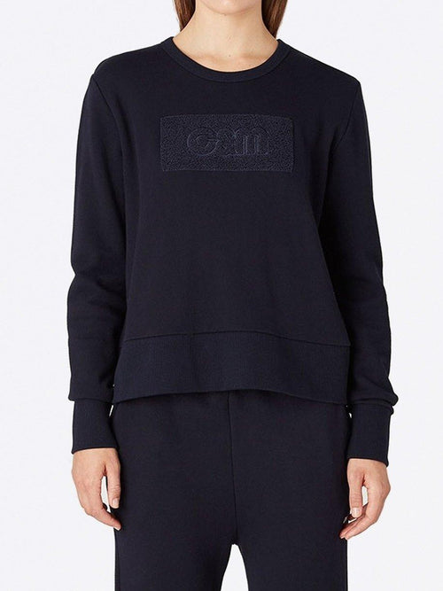 Yeltuor - CAMILLA AND MARC - JUMPERS - C&M by CAMILLA AND MARC OWENS CREW - NAVY -  6