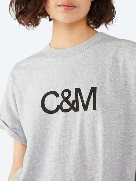 Yeltuor - CAMILLA AND MARC - Tops - C&M BY CAMILLA AND MARC HUNTINGTON TEE -  -