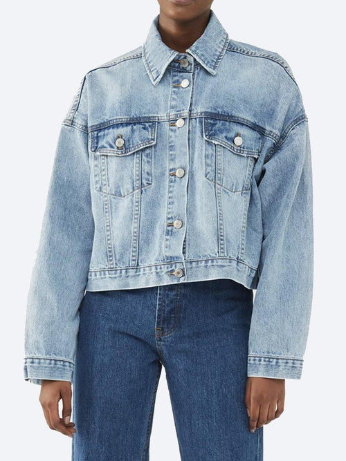 Yeltuor - CAMILLA AND MARC - Jackets & Coats - CAMILLA AND MARC C&M HARWOOD DENIM JACKET -  -