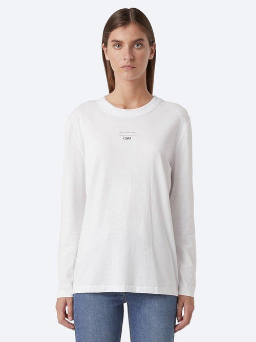 Yeltuor - CAMILLA AND MARC - Tops - C&M by CAMILLA AND MARC AGNES L/S TEE -  -