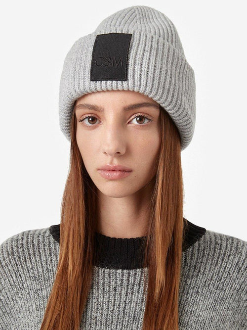 Yeltuor - CAMILLA AND MARC - Knitwear - C&M by CAMILLA AND MARC ASTRAL BEANIE -  -