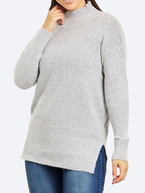 CAROLINE K MORGAN LONG SLEEVE KNIT