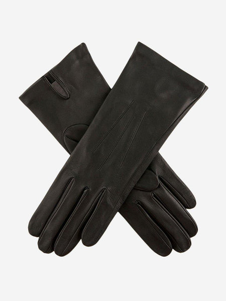Yeltuor - DENTS - GLOVES - DENTS FELICITY SILK LINED LEATHER GLOVES -  -