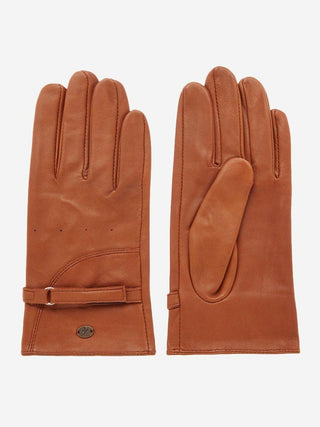 Yeltuor - EMU - GLOVES - EMU GINROCK LEATHER GLOVES - OAK -  XS-S