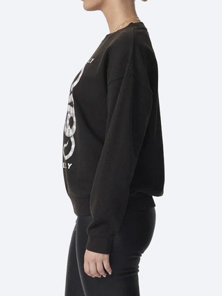 Yeltuor - ENA PELLY - Tops - ENA PELLY YIN YANG SWEATSHIRT -  -