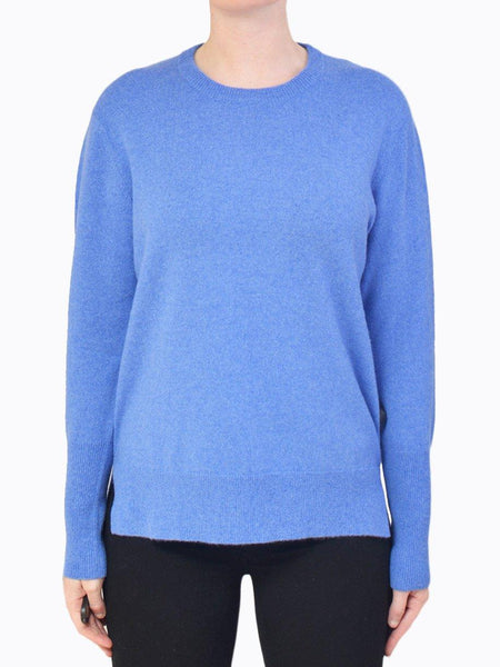 Yeltuor - JAMES MELBOURNE - Knitwear - JAMES MELBOURNE CASHMERE CREW - S/FOAM -  XS