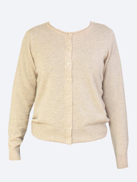 Yeltuor - JAMES MELBOURNE - Knitwear - JAMES CASHMERE PERFECT CARDI -  -