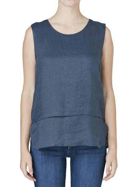 Yeltuor - JUMP - Tops - JUMP DOUBLE LAYER CAMI -  -
