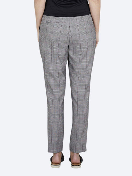Yeltuor - JUMP - Pants - JUMP PLAID PANT -  -