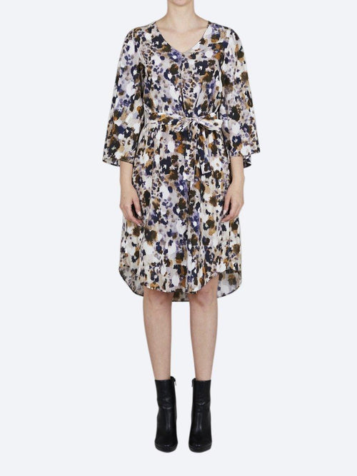 Yeltuor - LAYER'D - Dresses - LAYER'D PRINT TAHITI DRESS -  -