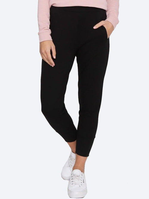 Yeltuor - FOR TWENTYONE - Pants - LEONI LIZI CUFF JOGGER -  -