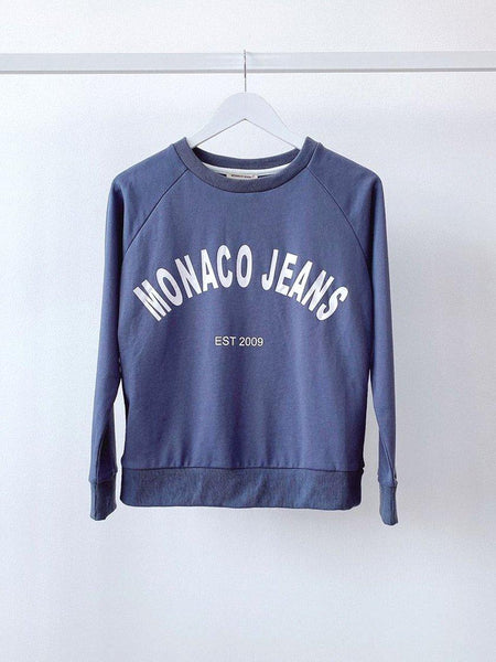 Yeltuor - FOR TWENTYONE - Tops - LEONI MONACO SWEAT JUMPER -  -