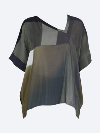 Yeltuor - LOUNGE - Tops - LOUNGE THE LABEL TIROL TUNIC TOP -  -