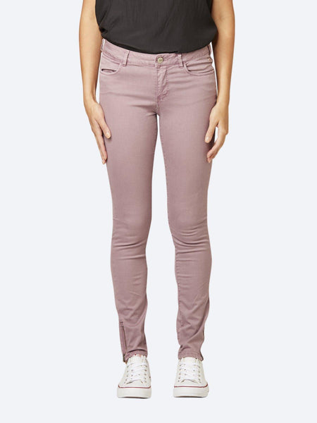 Yeltuor - MAISON SCOTCH - Pants - MAISON SCOTCH LE BOHIEME MID RISE SKINNY PANTS -  -