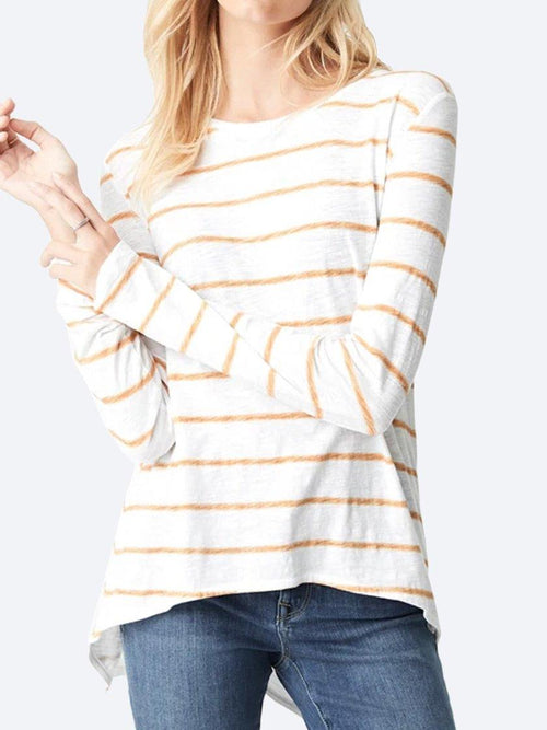 Yeltuor - MAVI JEANS - Tops - MAVI GAYLE LONG SLEEVE TOP -  -