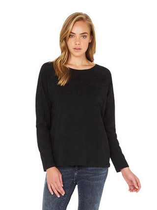 Yeltuor - MAVI JEANS - TOPS - MAVI LEAH LONG SLEEVE COTTON TEE -  -