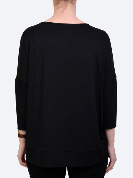 Yeltuor - MELA PURDIE - Tops - MELA PURDIE ZIP POCKET SWEATER -  -